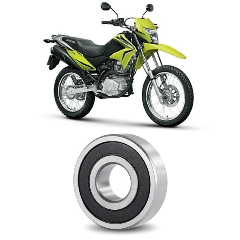 Rolamento Roda Dianteira HONDA NXR 150 Bros