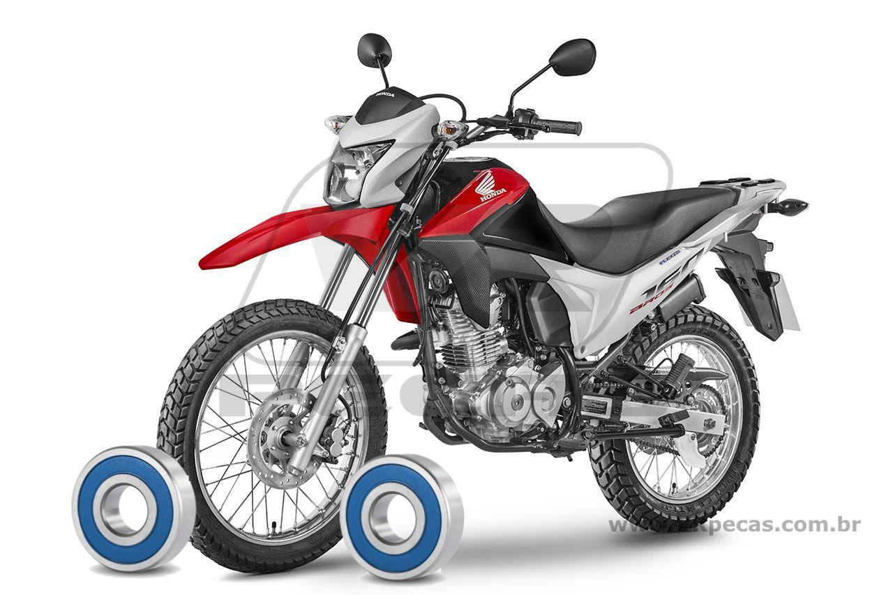 Rolamento Roda Dianteira HONDA NXR 160 Bros 2015-2019