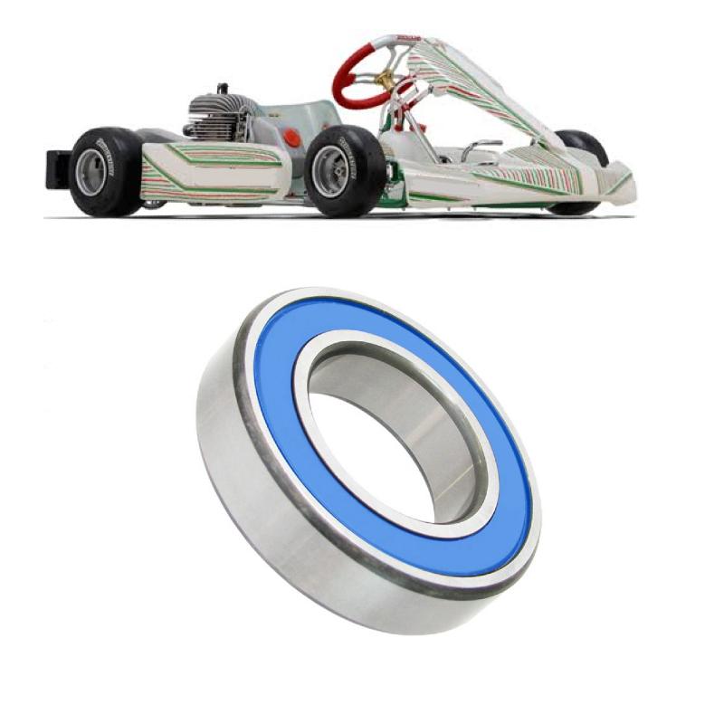 Rolamento Roda para Karts Tony Kart 17-30