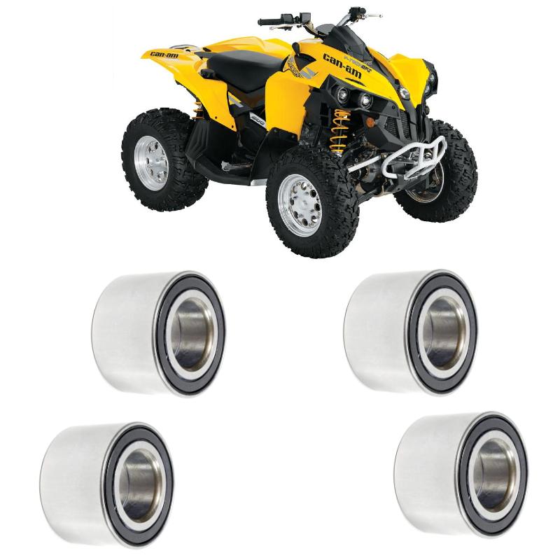 Rolamentos de roda CAN AM Renegade 2008 até 2020