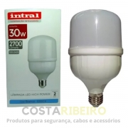 LAMPADA LED HIGH POWER 30W - 2700lm - 6500K - BRC FRIO