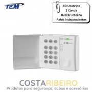 TECLADO DE SENHA TK-200 CONTROLE DE ACESSO