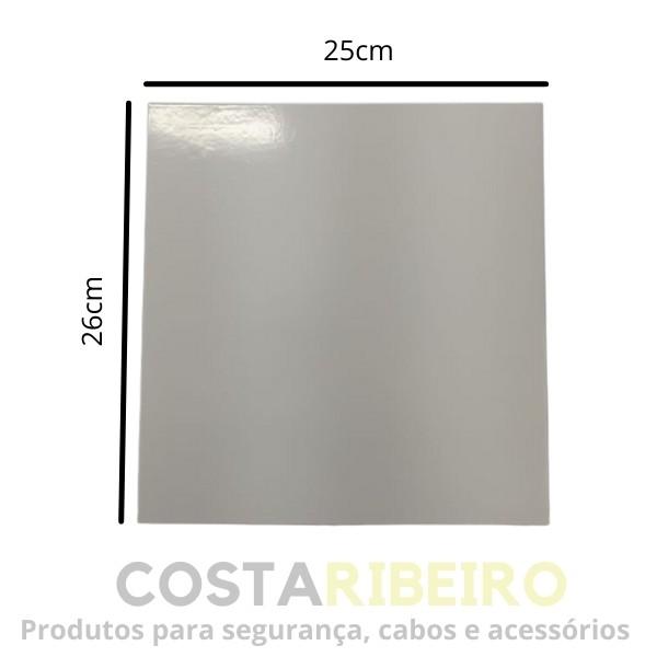 CAIXA METALICA UNIVERSAL, ALARME, RACK, FONTES -260x250x70mm