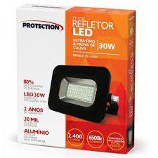 REFLETOR LED 30W - IP65