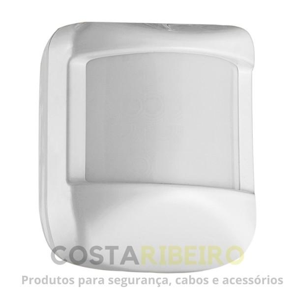 SENSOR INFRA VERMELHO PASSIVO - IVP DIGITAL COM FIO (VIPER DIGITAL)