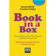 Book in a box - Personagem, Ponto de Vista e Filtros de Cena