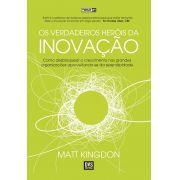 Kit Inovação com 3 livros