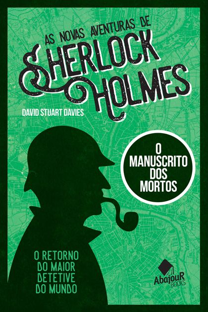 As Novas Aventuras de Sherlock Holmes - O Manuscrito dos Mortos