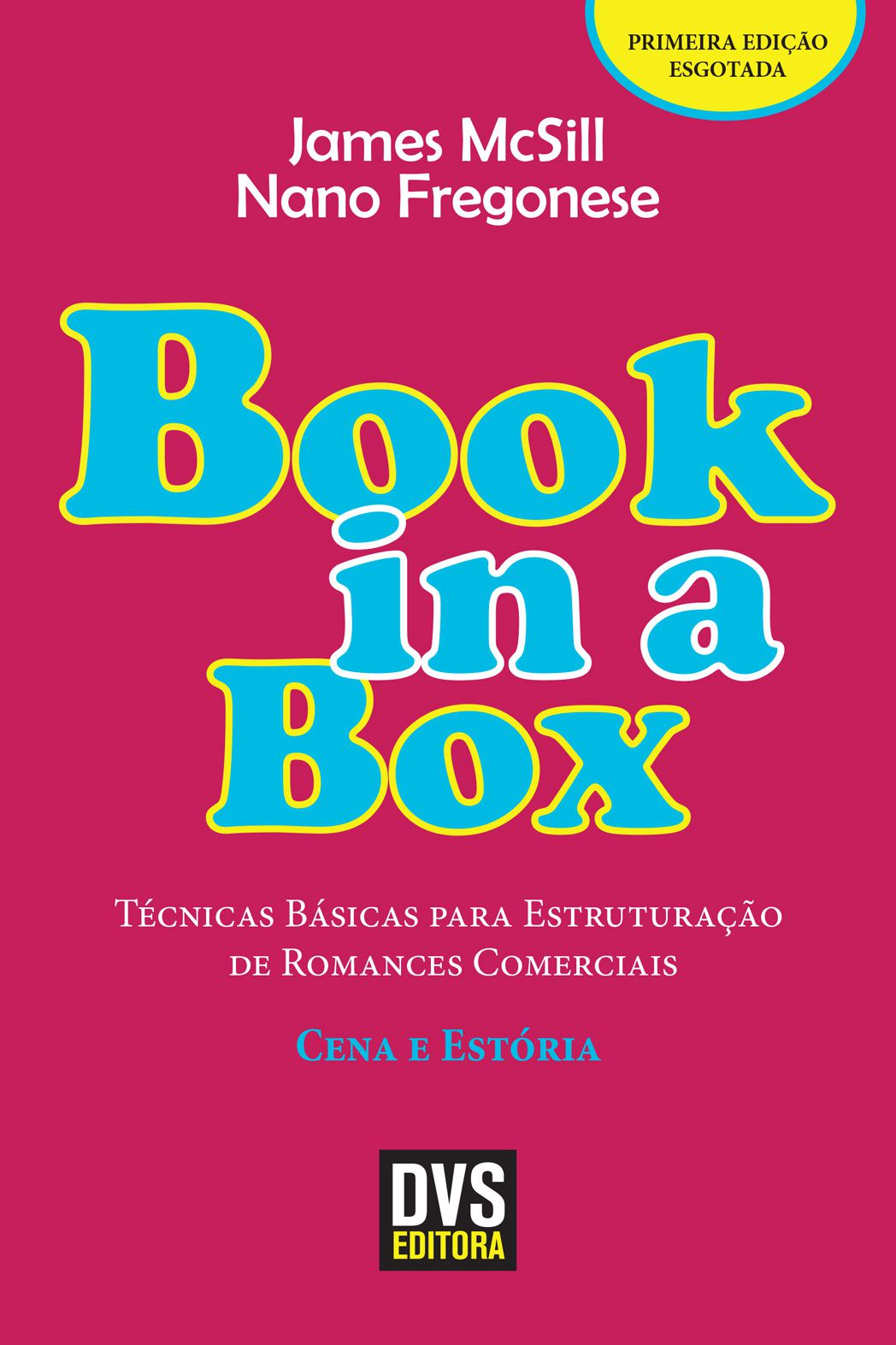 Book in a box - Cena e Estória