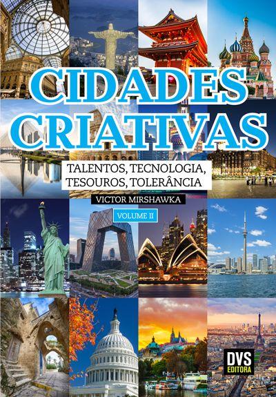 Cidades criativas - volume 2