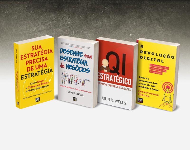 Kit de Estratégia de Negócios