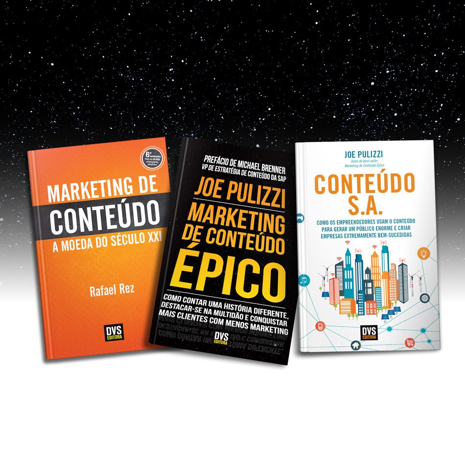 Kit de Marketing de Conteúdo