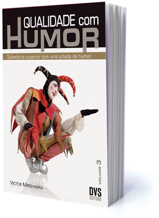 Qualidade com Humor - volume 3
