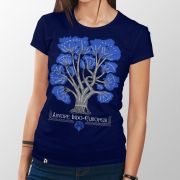 Camiseta Árvore Indo-Europeia