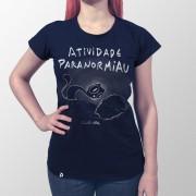Camiseta Atividade Paranormiau