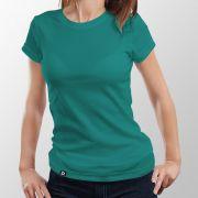 Camiseta Básica Esmeralda - Feminino