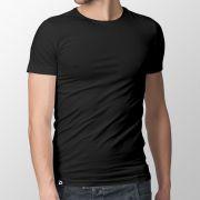 Camiseta Básica Preto - Masculino