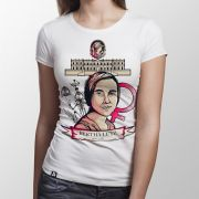 Camiseta Bertha Lutz