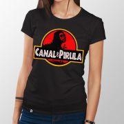 Camiseta Canal do Pirula - Feminino