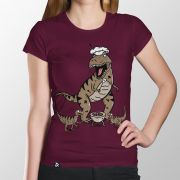 Camiseta Carnívoros