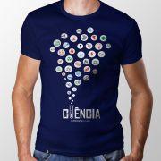 Camiseta Ciência
