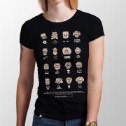Camiseta Cientistas