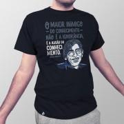 Camiseta Conhecimento