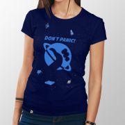Camiseta Don't Panic