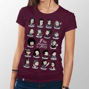 Camiseta Elas Mudaram o Mundo