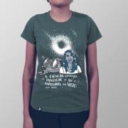Camiseta Feminina Katie Bouman