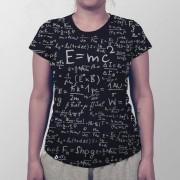 Camiseta Fórmulas da Física