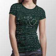 Camiseta Fórmulas da Matemática