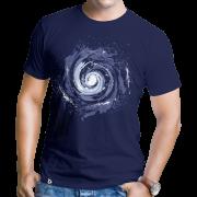 Camiseta Galáxia - Masculino