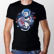 Camiseta Gatonauta