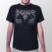 Camiseta Gênio Louco