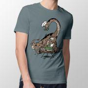Camiseta Herbívoros - Masculino