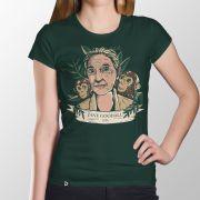 Camiseta Jane Goodall