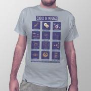 Camiseta Masculina Coisas de Menina