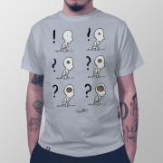 Camiseta Masculina Dúvida