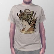 Camiseta Masculina Hipátia
