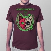 Camiseta Masculina Schrödinger's Cat