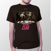 Camiseta Masculina Science Club
