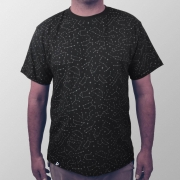 Camiseta Masculina Total Constelações