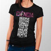 c452abacaa Camisetas de Cientistas - Doppel Store