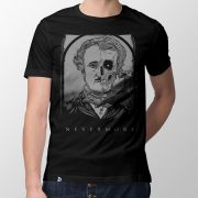 Camiseta Nevermore - Masculino