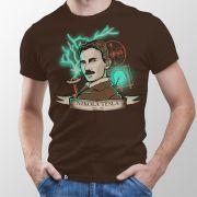 Camiseta Nikola Tesla