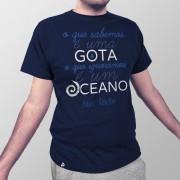 Camiseta O Que Sabemos