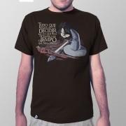 Camiseta O Tempo Que Nos É Dado