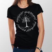 Camiseta Poema do Anel - Feminino