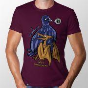 Camiseta Pombossauro